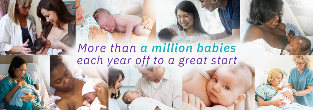 More than a million babies each year off to a great start
